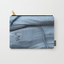 Blue Parcel 1 Carry-All Pouch
