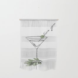Olive Wall Hanging