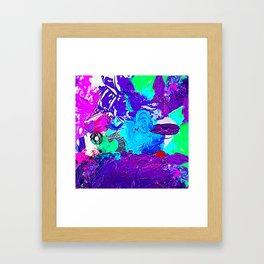 Edge of Dreams Framed Art Print