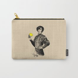 Sherlock - Not Sure if the Lemon is in Play?! Carry-All Pouch