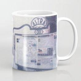 The city remembers; cinema Coffee Mug