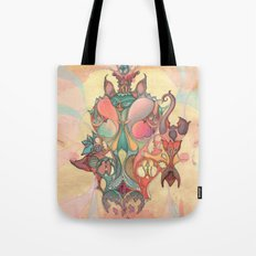 The Fountain of Originality Tote Bag