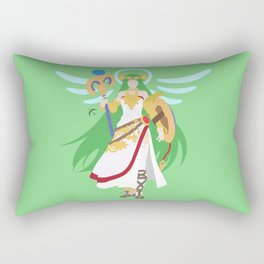 PALUTENA(SMASH) Rectangular Pillow