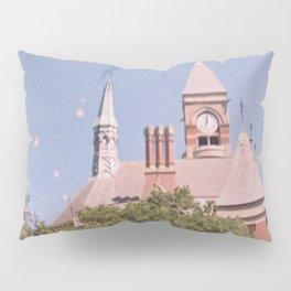 Jefferson Market Library, New York Pillow Sham