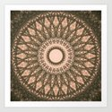MANDALA NO. 28 #society6 by sboar_a