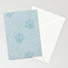 Dog !  Cool Designs Stationery Cards