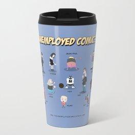 The Unemployed Travel Mug