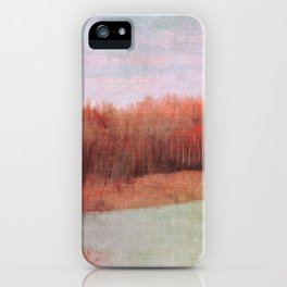 wild red iPhone Case