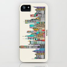 Memphis city Slim Case iPhone (5, 5s)