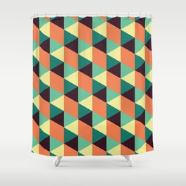 Fall Illusions Shower Curtain