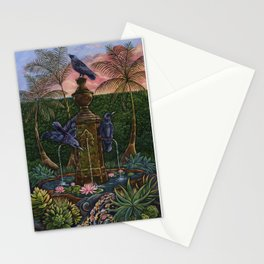Sunrise Bath Stationery Cards