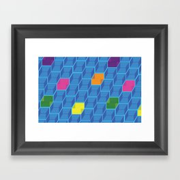 What's in the Box? Framed Art Print