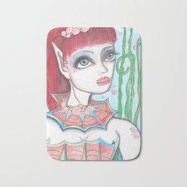 Mermaid Jilian Bath Mat