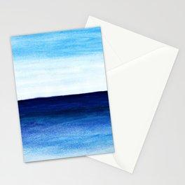 Blue & blue Stationery Cards