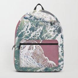 Blush Beach Backpack