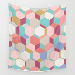 HEX Wall Tapestry