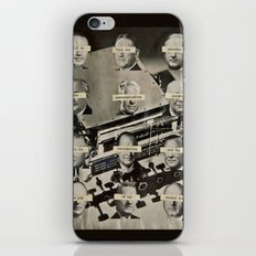Other Acts Of My Mental Life iPhone & iPod Skin