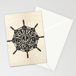 Hold Fast & Fear Not Stationery Cards
