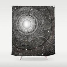 Luna Kiss Shower Curtain