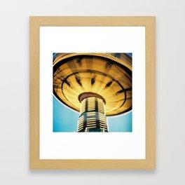 Pirouette Framed Art Print