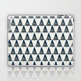Blue Xmas #society6 #blue #xmas Laptop & iPad Skin