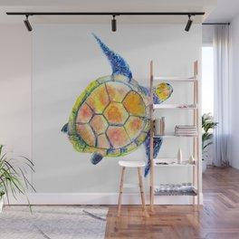Sea Turtle Wall Mural