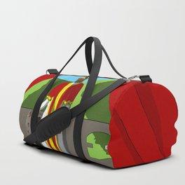Menelik of Ethiopia Duffle Bag