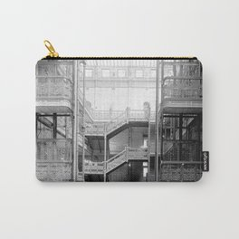 Bradbury Building, Downtown Los Angeles Carry-All Pouch