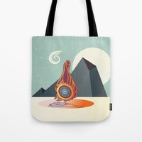 zodiac Tote Bags featuring The zodiac by /CAM