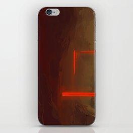 Nether iPhone Skin