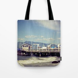 Jericho Beach Tote Bag