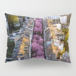 Colorful Street Pillow Sham