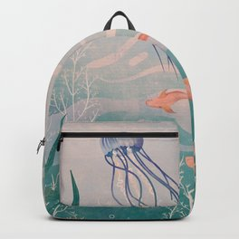 Under the blue surface Backpack