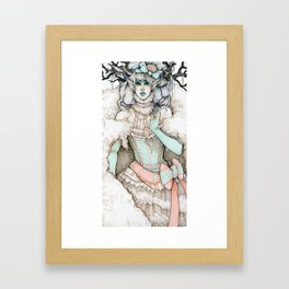 Hypoxia Framed Art Print