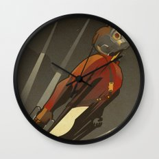 The Star-Lord Wall Clock