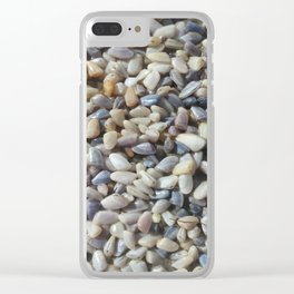 Baby Clams Clear iPhone Case
