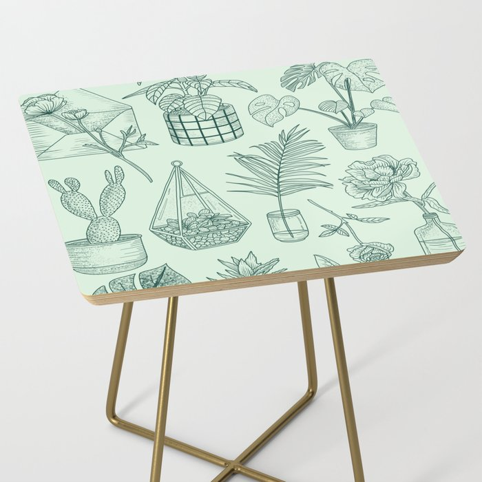 PLANTS LOVER Side Table