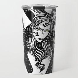 Capricorn - Zodiac Sign Travel Mug