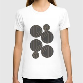 Abstract Geometry #society6 #decor #buyart T-shirt