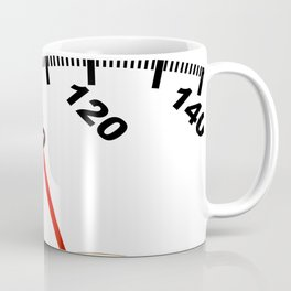 100 Pounds Coffee Mug