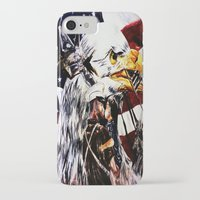 patriotic iPhone & iPod Cases featuring PATRIOTIC TIMES by PERRY DAEZIOUH