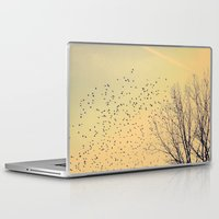 fly Laptop & iPad Skins featuring Fly by Olivia Joy StClaire