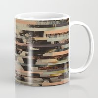 beastie boys Mugs featuring The Boys by Claire Elizabeth Stringer