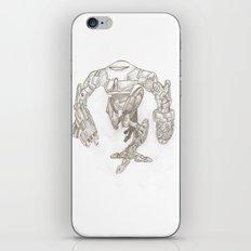 Death Machine iPhone & iPod Skin