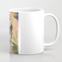Mom and Baby Elephant Coffee Mug