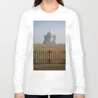 the national Long Sleeve T-shirts featuring Necropole National by davehare