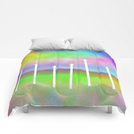 Flèche blanche Comforters