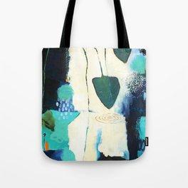 """Deep Sea Forest"" Original Artwork by Flora Bowley Tote Bag"