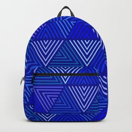 Op Art 129 Backpack