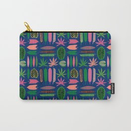 groovy tiki print Carry-All Pouch